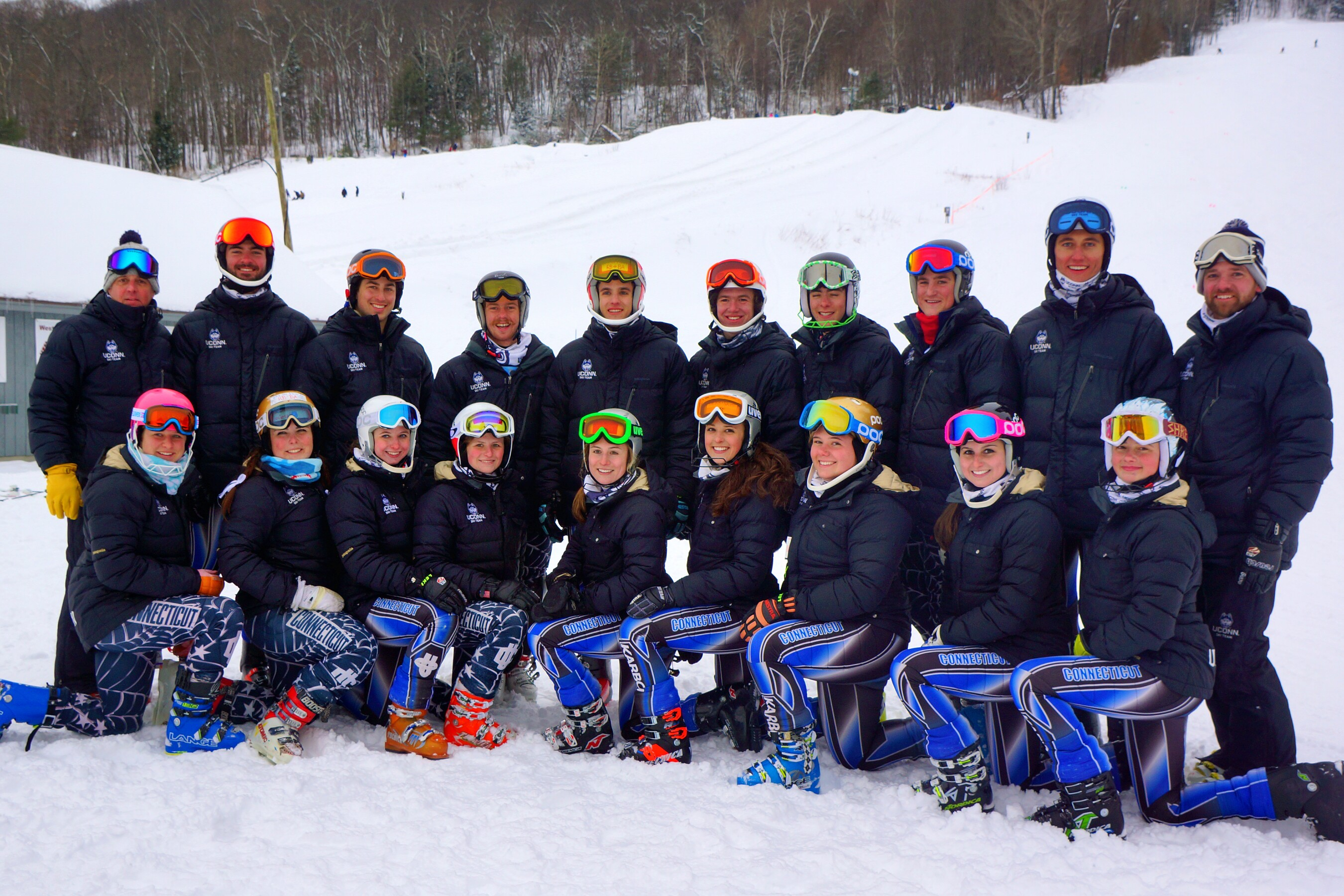 The 2014-2015 UConn Ski Team