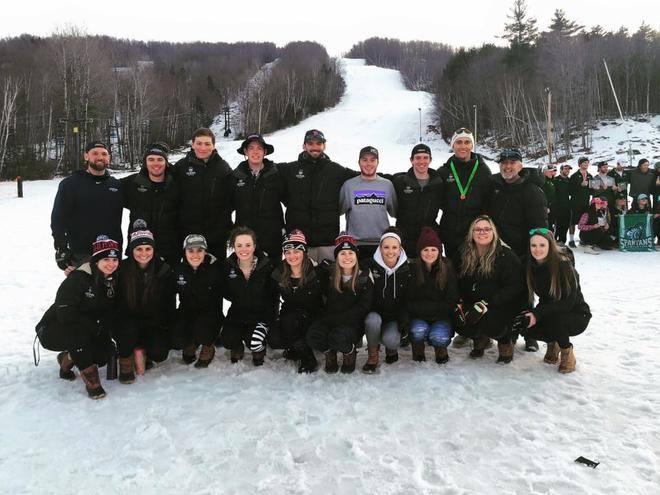 The 2015-2016 UConn Ski Team